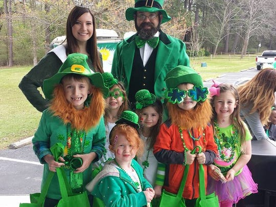 Celebrate St. Patrick's Day at the 5th Annual St. Paddy's