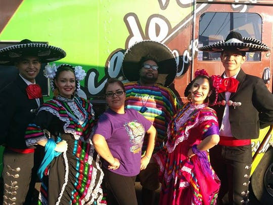 A free Cinco de Mayo Fiesta is set for 11 a.m. Friday