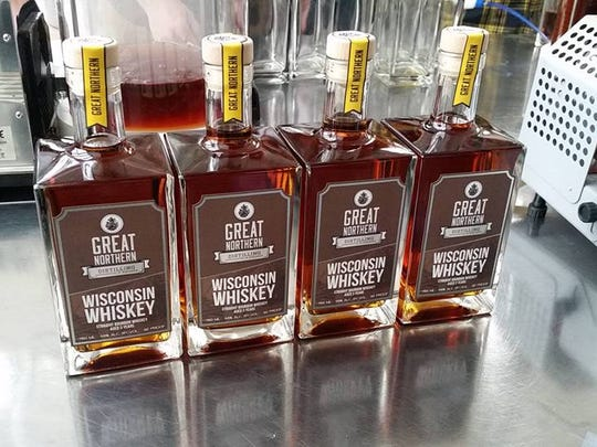 Great Northern Distilling, 1740 Park Avenue in Plover, will hold a third anniversary and release party for its Wisconsin Whiskey on May 13, 2017.