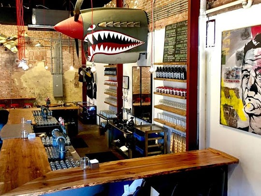 Flying Tiger Brewery hosts its first comedy show at