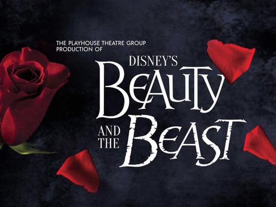 "The Playhouse Theatre Group will present ""Beauty and the Beast"" July 14-15, 2017 at the Sentry Theater."