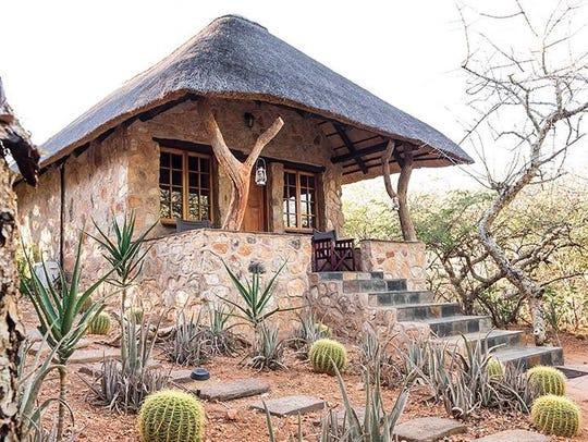 Cabin 8 at Stanley Pieterse Safaris