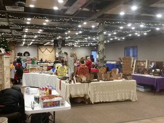 The second Very Merry Craft and Vendor Show will be held at the Grimes Community Center on Dec. 16.