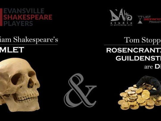 D'Alto is hosting Evansville Shakespeare and Last Minute Productions' two Shakespeare plays.