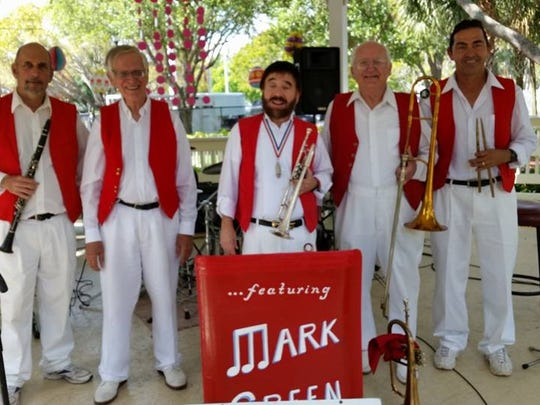 The Rowdy Roosters Dixieland Jazz Band will perform at Summer Crush on Feb. 17.