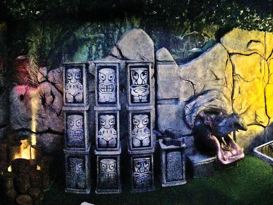 """A """"Jumanji""""-themed escape room is available in Los"""