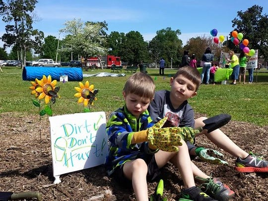 Family Day at Forsythe Park is Saturday.