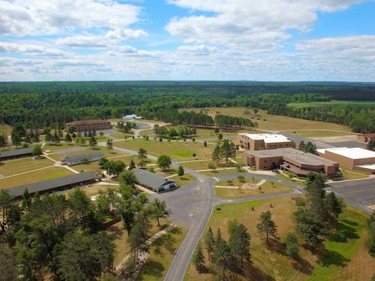 """The 1,500-acre campus includes housing and camping facilities 'in mint condition."""""""