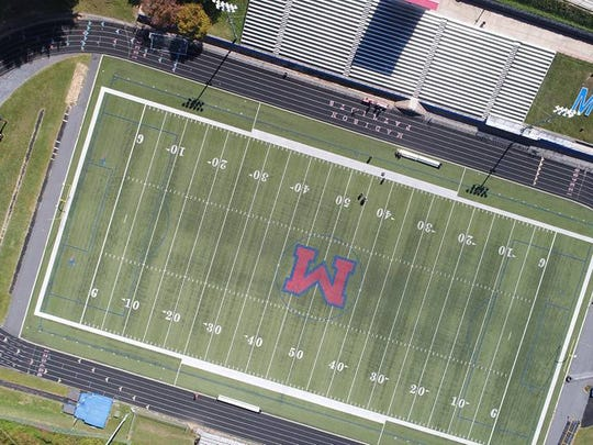 After a review of the Madison High School athletics stadium, engineers recommended the eastern edge of the home stands be closed due to safety concerns.