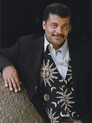 Dr. Neil deGrasse Tyson will speak at the Murat Theatre on Dec. 5.