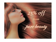 Spring Savings From Pure Beauty