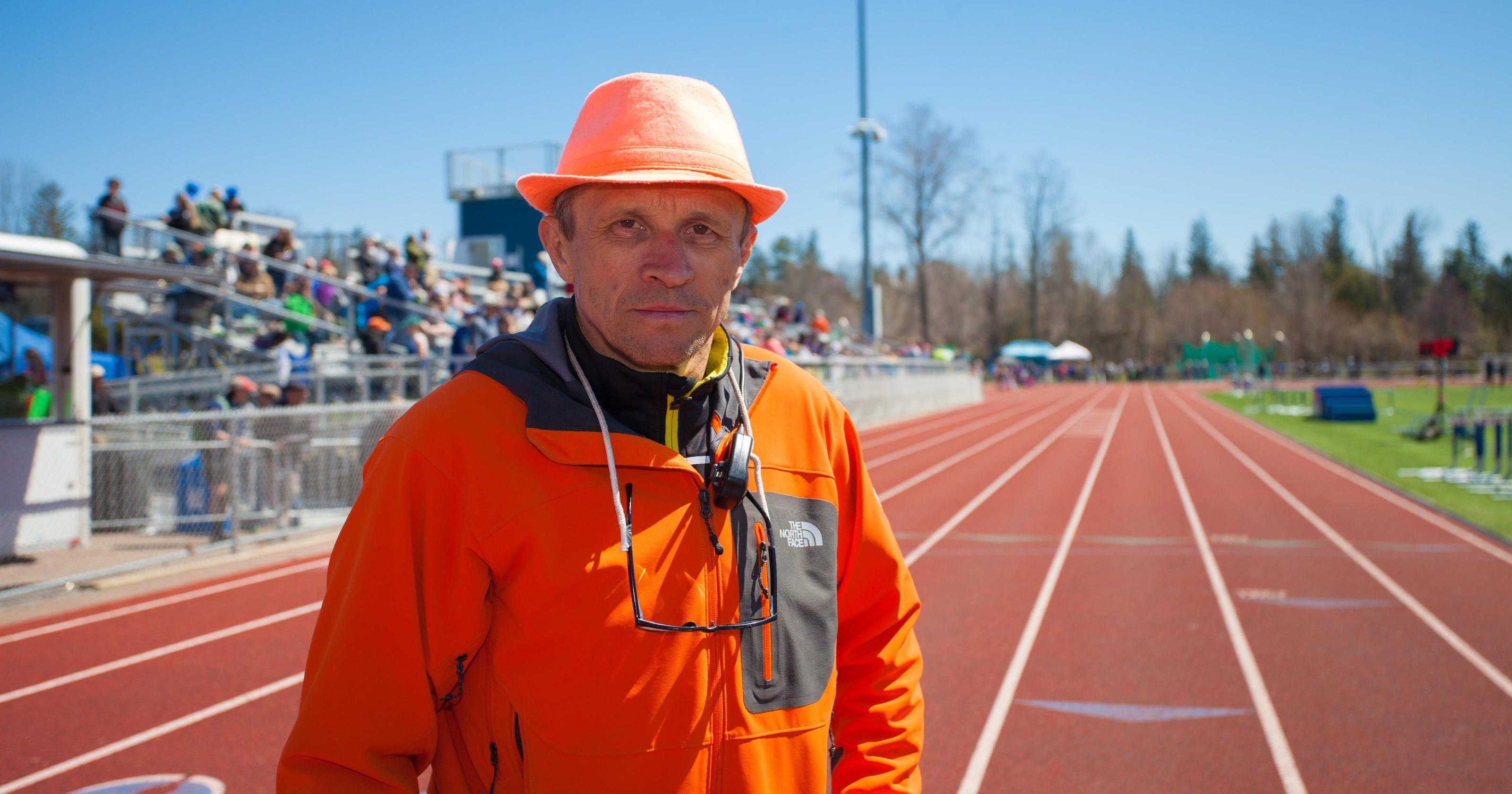 Track innovator Pavel Dvorak's incredible path to VT