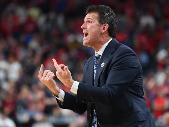 UCLA coach Steve Alford has guided his team to Sweet