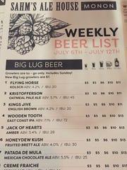 Sahm's Ale House serves beers from next door's Big