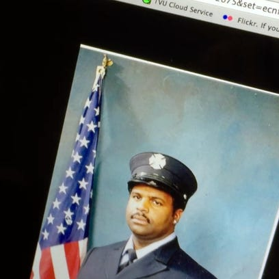 Former Mount Vernon firefighter Henry Thomas