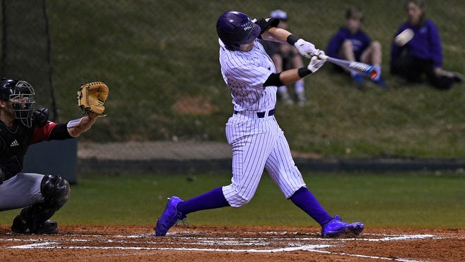 David Fry had a two-run single for the Demons on Wednesday.