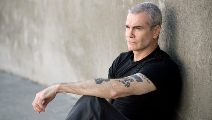 Henry Rollins appears at Starland Ballroom in Sayreville