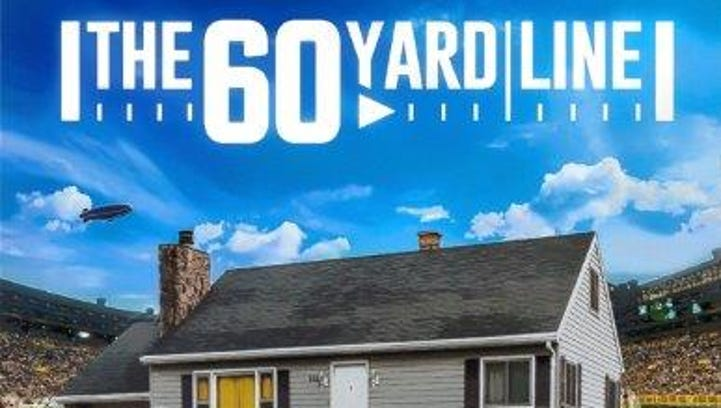 """The 60 Yard Line"" will make its world premiere to a sold-out audience April 2 at the Wisconsin Film Festival in Madison."
