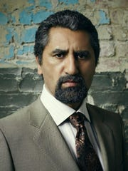 "In the 2014 Fox series ""Gang Related,"" Cliff Curtis"