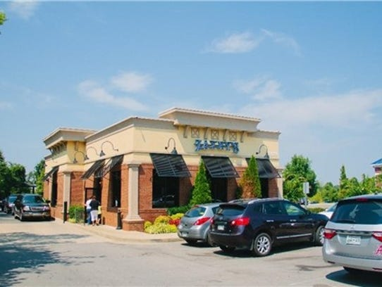 Zaxby's at 2678 S. Church St. in Murfreesboro recently