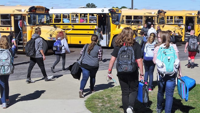 Schools can no longer suspend or expel students because of attendance, according to House Bill 410.