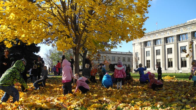 The City of Oshkosh has updated its leaf collection schedule.