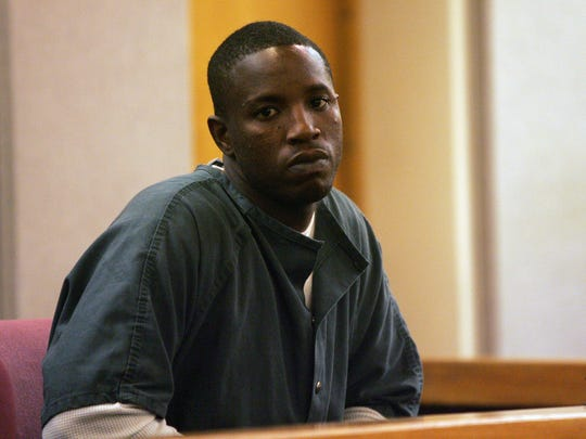 Ebenezer Byrd faces charges in the murder of Red Bank Middle School teacher Jonelle Melton.