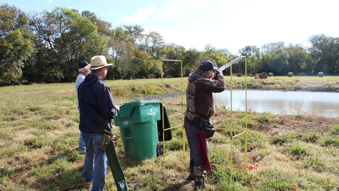 Although the Van Alstyne Education Foundation-sponsored all-class reunion has been postponed until next year, the annual Sporting Clays Classic remains on schedule for Oct. 3.
