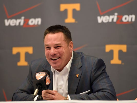 Signing Day Tennessee Football