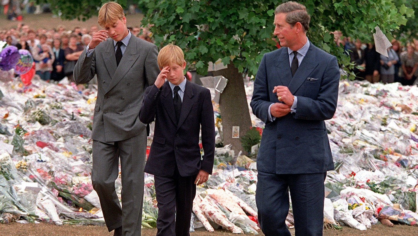 the life and death of princess diana Princess diana's legacy lives on in prince william and prince harry - hello   princess diana's death makes headlines - ny daily news find this pin and.