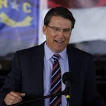 NC Gov. Pat McCrory will discuss the importance of improving relationships with Hampton Roads.