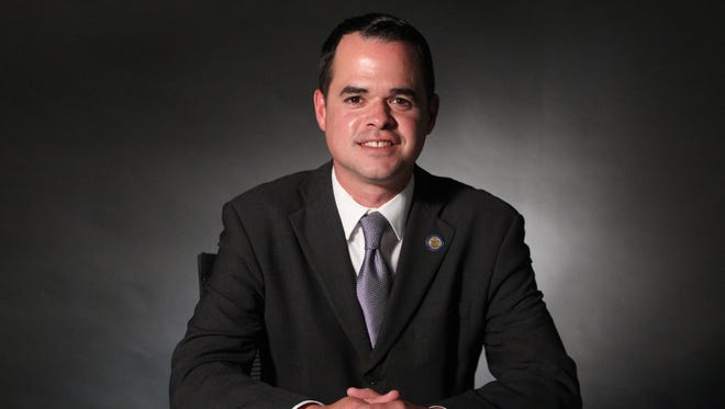 New York State Sen. David Carlucci represents District 38, which includes the towns of Orangetown, Ramapo, Clarkstown and Ossining.
