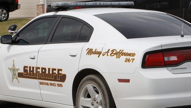 Sheriff's deputies are investigating a robbery reported Sunday morning at a home in Battle Ground.