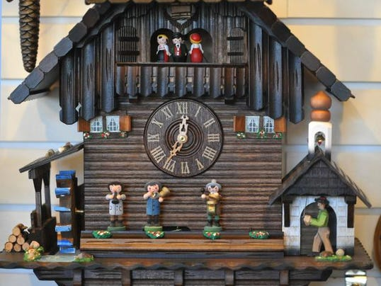 For The Owners Of Noblesville Clock Company Time Is A Way Of Life