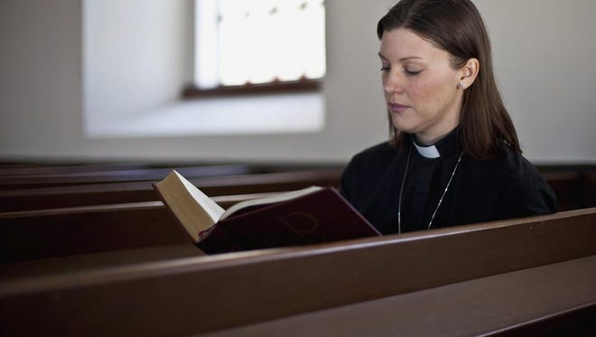 Pope Francis has stated that women can not be ordained.