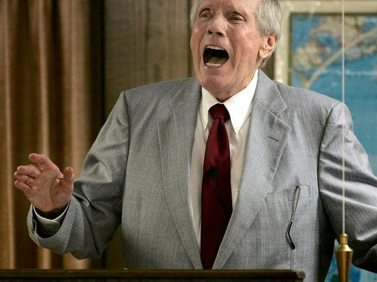 Obit Fred Phelps