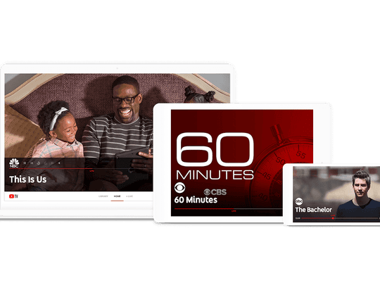 Viewers can watch YouTube TV content on Apple devices, but they'll have to pay Google.