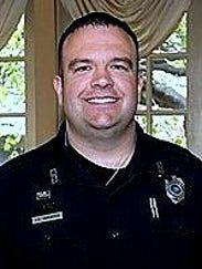 Former Elmira police officer Joshua VanSkiver recently