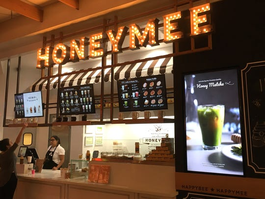 Honeymee opened at the Camarillo Premium Outlets food