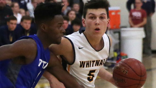 Whitnall's Tyler Herro is considered one of the top guards in the nation in the 2018 recruiting class.