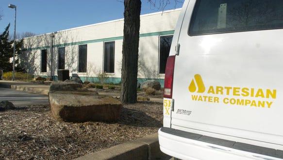 Artesian Water
