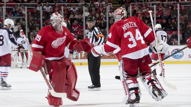 Krupa: Trading Howard or Mrazek will help Wings rebuild
