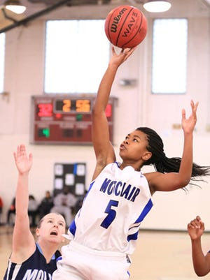 Alisa Wiggins averaged 18.5 points per game her senior season for Montclair.
