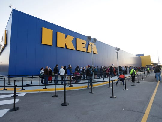Furniture and home goods retailer Ikea is Knoxville's most-desired business, according to our readers.