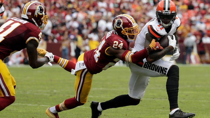 Pryor not concerned about uncertainty surrounding Redskins