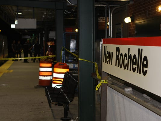 New Rochelle and MTA Police 2`