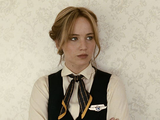 Jennifer Lawrence in 'Joy.'