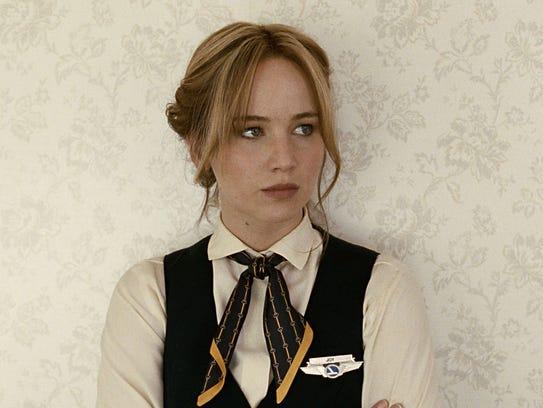 Jennifer Lawrence in 'Joy.'