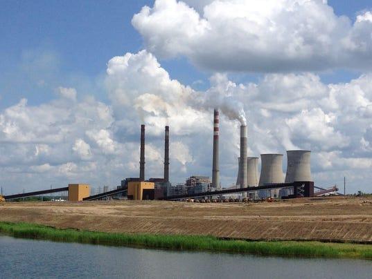 AP CARBON POLLUTION A FILE USA KY
