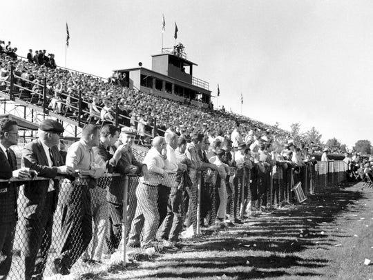 Delaware Stadium, 1964